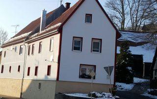 Sanierung mit Pengolan und Bauunternehmen Schwarm GmbH